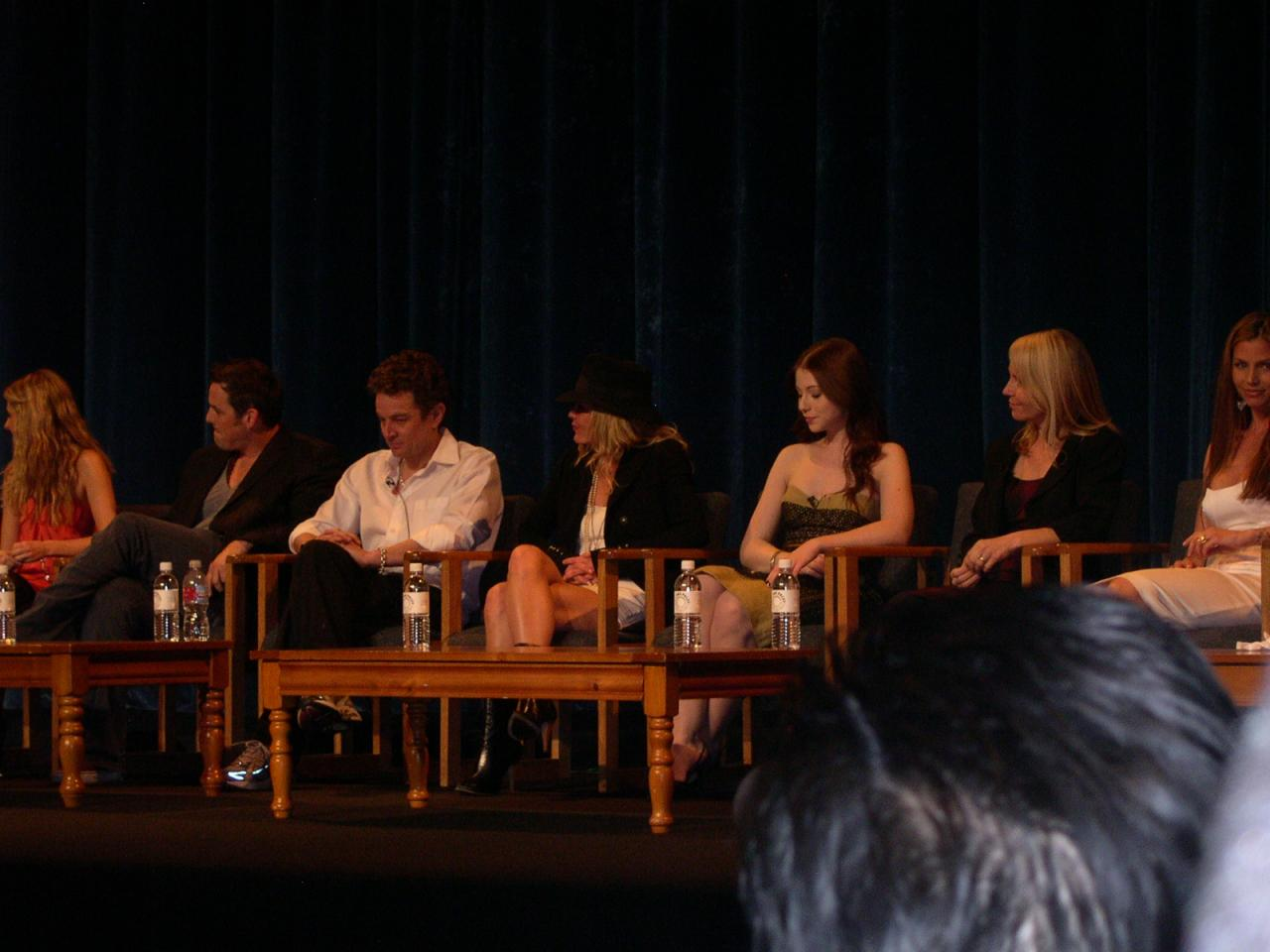 Paley Festival Buffy Reunion 2008