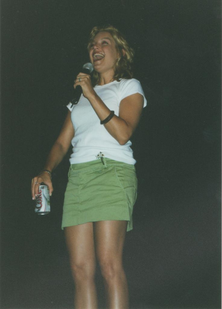 SC 2005 Clare Kramer at Individual Q&A