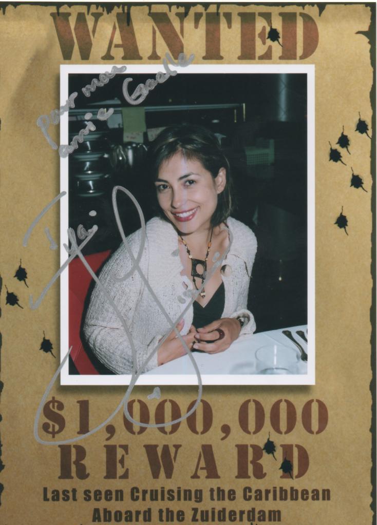 SC 2005 Iyari Limon Autograph