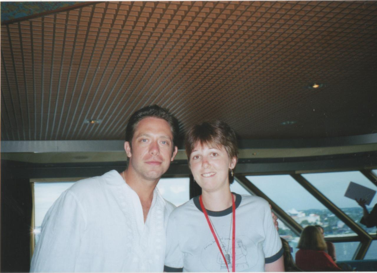SC 2005 James Leary & I