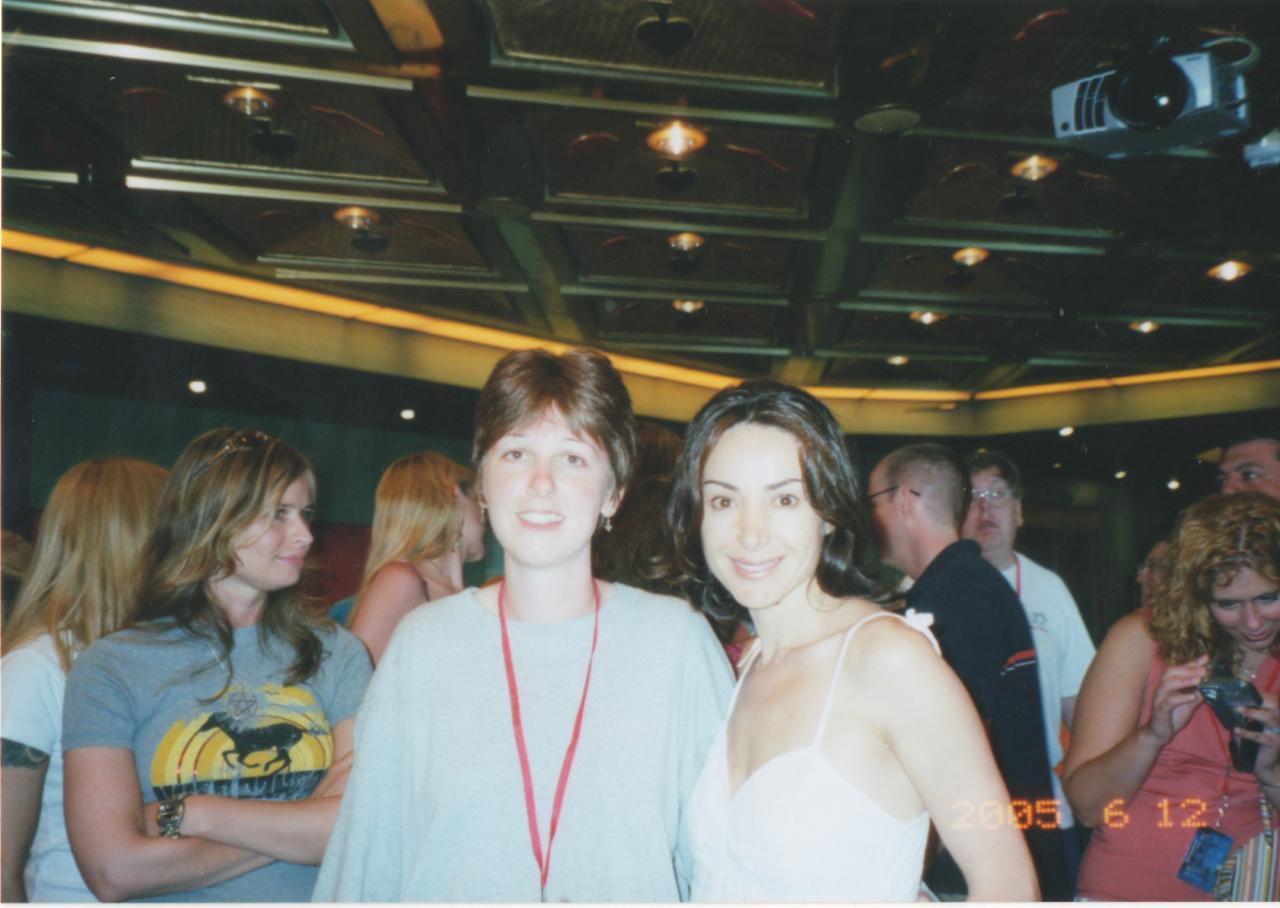 SC 2005 Robia & I